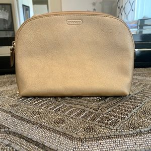 Coach Make-Up Bag